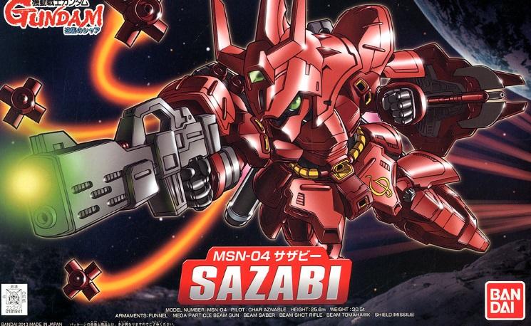BB Sazabi