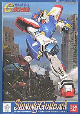 1/144 Shining Gundam