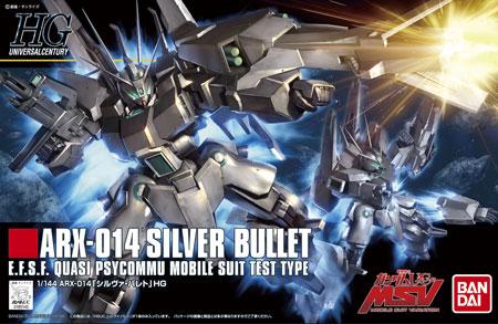 1/144 HGUC Silver Bullet