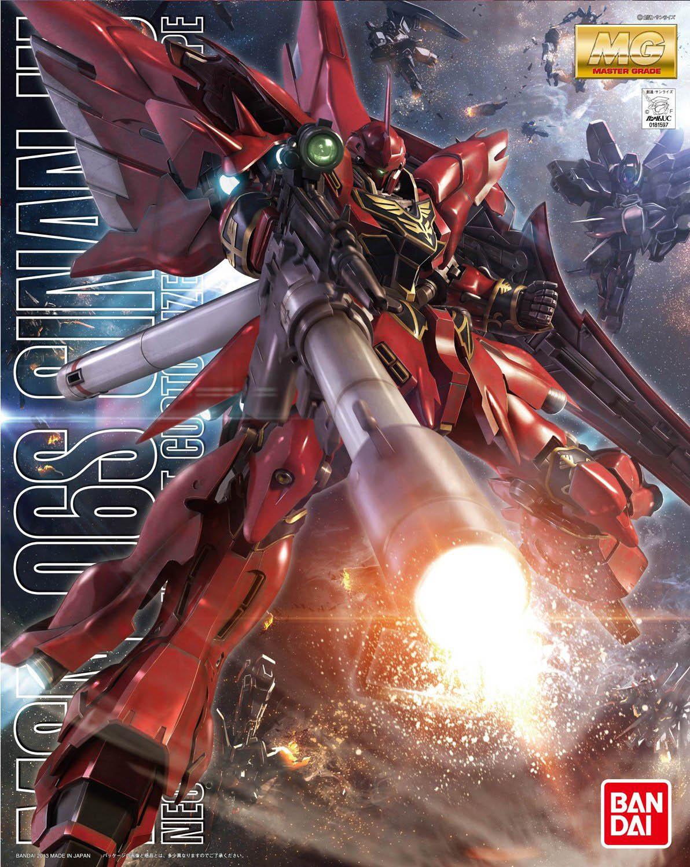 1/100 MG Sinanju OVA Version