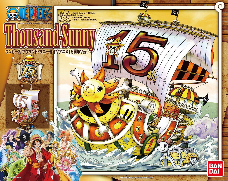 Thousand Sunny 15th Anniversary Ver.