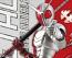 1/8 MG Figurerise Kamen Rider W Heat Metal