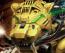 1/72 HMM Saber Tiger Gold Version Limited Edition