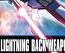 1/144 Lightning Back Weapon System