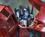 Flame Toys Optimus Prime Attack Mode