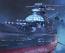 1/1000 Experimental Ship of Transcendental Dimension GINGA