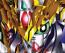 SD Sangoku Soketsuden 01 Liu Bei Unicorn Gundam