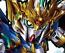 SD Sangoku Soketsuden 07 Zhao Yun 00 Gundam and Blue Dragon Drive