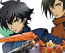 1/144 HG Mobile Suit Gundam 00 2nd Season MS Set [Clear Colour]
