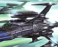 1/72 Type-0 Model 52 Autonomous Space Fighter Black Bird