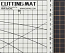 DSPIAE AT-CA4 Model Cutting Mat Double-Sided Use A4