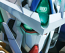 1/144 RG Gundam 00 Qan[T] Full Saber (Clear) The Gundam Base Limited
