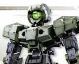 1/144 30MM EEMX-17 Alto (Green)
