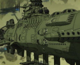 Space Battleship Yamato 2202 Mecha Collection Guyzengun Weapons Group, Karakrum-class Combatant Ship (No. 03)