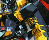 1/100 Gundam Gold Frame Amatsu