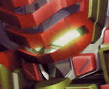 SD Verde Buster Gundam (No 294)