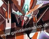 1/144 HG Gundam Kyrios Trans-Am Mode