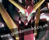 1/144 HG GN-009 Seraphim Gundam