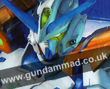 1/100 MG Gundam Astray Blue Frame Second Revise
