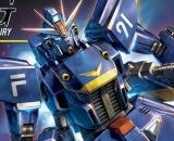 1/144 HGUC Gundam F91 (Harrison Maddin)