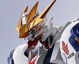Metal Robot Spirits (Side MS) Gundam Barbatos Lupus Rex