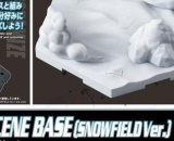 Customise Scene Base (Snowfield Ver.)