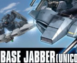 1/144 HGUC Base Jabber (Unicorn Ver.)
