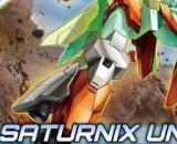 1/144 HGBD:R Saturnix Unit