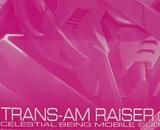 1/144 RG Gundam 00 Raiser Trans-Am (Gloss Injection Ver.) (P-Bandai Exclusive)