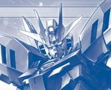 1/144 HGBD:R Earthree Gundam (Dive Into Dimension Clear Ver.)