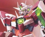 1/144 RG Gundam 00 Qant Trans-Am (Clear Colour Ver.)