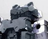 1/144 30MM Option Armour for Spy Drone (Rabiot, Light Grey)