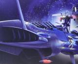 Soul of Chogokin: GX-93 Space Pirate Battleship Arcadia