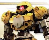 1/144 30MM BEMX-15 Portanova (Yellow)