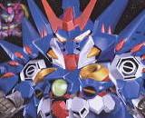 SD Gundam Aquarius (No 050)