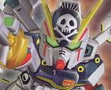 SD Crossbone Gundam X1 (No 059)