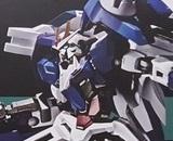 Metal Robot Spirits Gundam 00 Raiser + GN Sword III