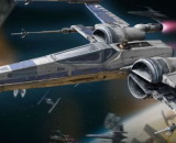 1/72 Star Wars Blue Squadron Resistance X-Wing Fighter