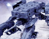 1/144 30MM Extended Armament Vehicle Spacecraft (Purple)