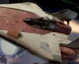 1/72 Star Wars A-Wing Starfighter