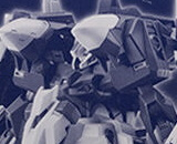 1/144 HGUC Cruise Mode Booster (Advance of Z The Flag of Titans) Exclusive Expansion Set