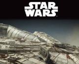 1/144 Millennium Falcon (The Last Jedi Ver.)