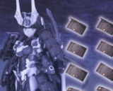 M.S.G Mecha Supply MJ24 Expansion Armour Type G