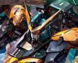 1/100 Full Mechanics Calamity Gundam