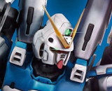 1/144 HGUC The Gundam Base Limited Second V (Clear ver.)