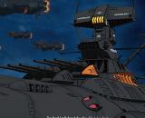 Space Battleship Yamato 2202 Mecha Collection Autonomous Combatant Ship BBB Andromeda Black (No. 17)