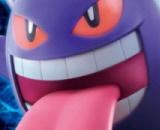 Gengar 45 Pokemon Plamo