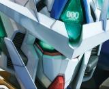 1/144 RG Gundam 00 Qan[T] Full Saber (Clear) The Gundam Base Limited