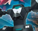 1/144 HGBD:R Aun [Rize] Armor