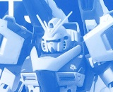 1/100 MG Assault Buster expansion parts for the Victory Two Gundam (Ver. Ka)